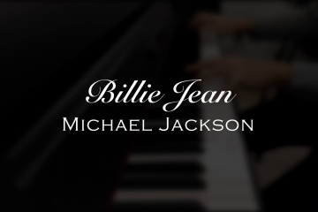 Billie Jean (in C Minor) – Michael Jackson